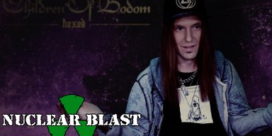 CHILDREN OF BODOM Discuss The Musical Direction For Hexed!