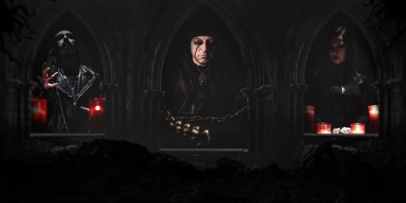 FUNERAL STORM reveal first track from HELLS HEADBANGERS debut album - features Varathron member