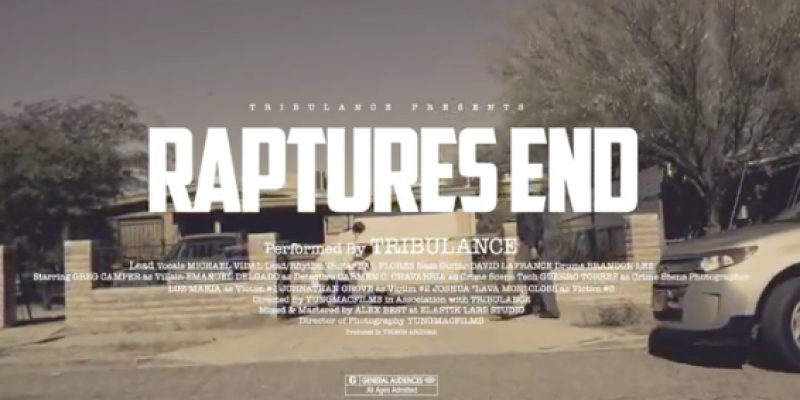 Watch The New Video From Tribulance Here!