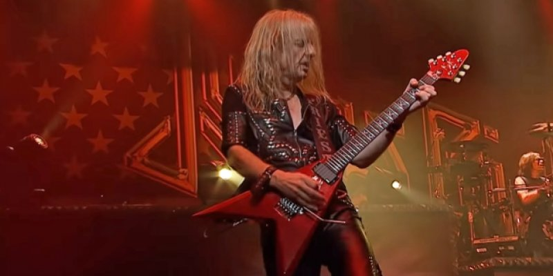 K.K. DOWNING On His Future In Music: 'If It's Not JUDAS PRIEST, Then Maybe It's Best To Just Leave It There'