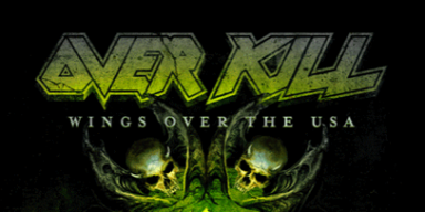 OVERKILL Announce Wings Over The USA Tour With DEATH ANGEL & ACT OF DEFIANCE!