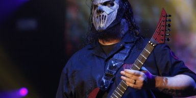 SLIPKNOT's MICK THOMSON Was 'Horrified' When He First Heard METALLICA's 'Black Album'!