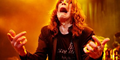 OZZY OSBOURNE diagnosed with a severe upper respiratory infection which the doctor feels could develop into pneumonia!