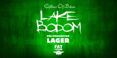 CHILDREN OF BODOM And FAT LIZARD Launch Beer Brewed With Lake Bodom Water