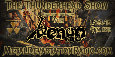 Venom Inc. Exclusive Interview On The Thunderhead Show!