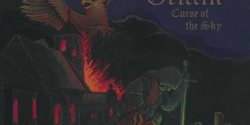 Mausoleum Gate drummer Oskari Räsänen Goes On Throwback Metal Trip Through Time With First IRON GRIFFIN LP, 'Curse of the Sky.'