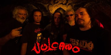 """Vulcano: Check it out lyric video for """"Behind The Curtains"""""""