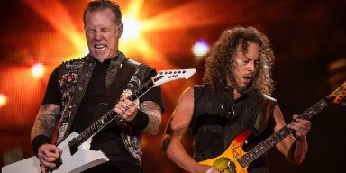 METALLICA 'At This Particular Point In Our Lives, Playing The Heavier Stuff Is Appealing To Us'