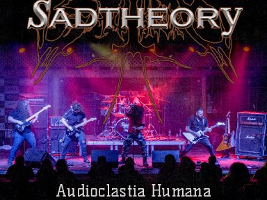"SAD THEORY: Live album ""Audioclastia Humana"" is ready and available, know how to listen!"