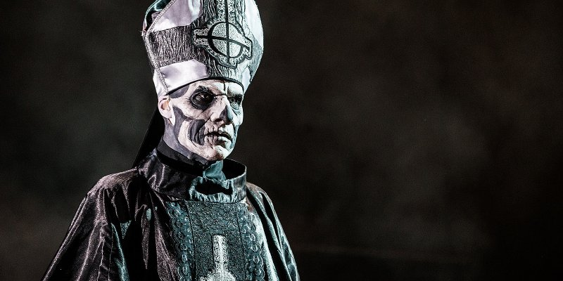 GHOST To Record New Album In Early 2020