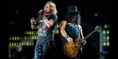 Guns N' Roses Will Start Recording New Album Very Soon!
