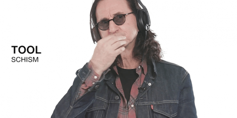 Watch: Geddy Lee of Rush Reacts to Tool's 'Schism'