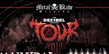 NECROT To Kick Off Decibel Magazine Tour With Cannibal Corpse And Morbid Angel This Weekend
