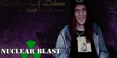 CHILDREN OF BODOM Release Fourth Album Trailer For Hexed!