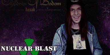 CHILDREN OF BODOM Release Fourth Album Trailer For Hexed!