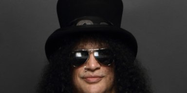 SLASH ON NEW GN'R MUSIC, 'MAGICAL' REUNION