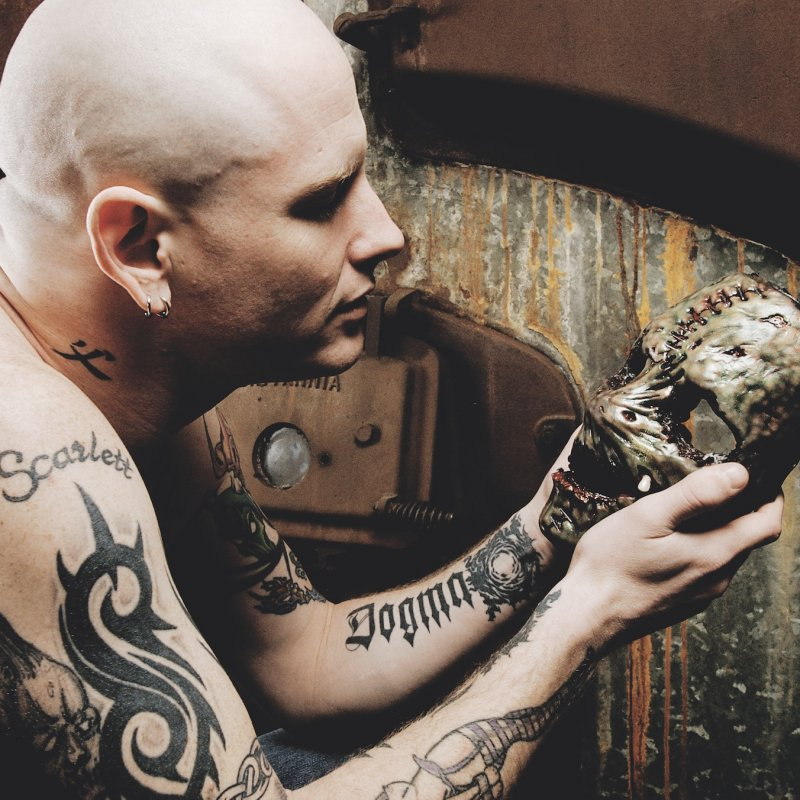 SLIPKNOT 'Basically Invented Meth' Says Corey Taylor