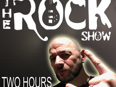 Two Hours Of New And Classic Rock With Dunk MacKellar And The Rock Show 14/02/2019