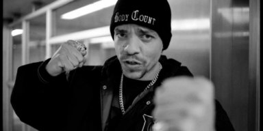 Listen to Ice T talk about Donald Trump, Kanye West and Dave Mustaine or Eat A Bag Of Dicks