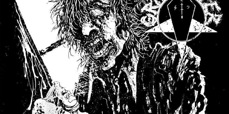 """Gravehuffer Reveal An Art Piece From Upcoming 7"""" EP On Noslip Records!"""