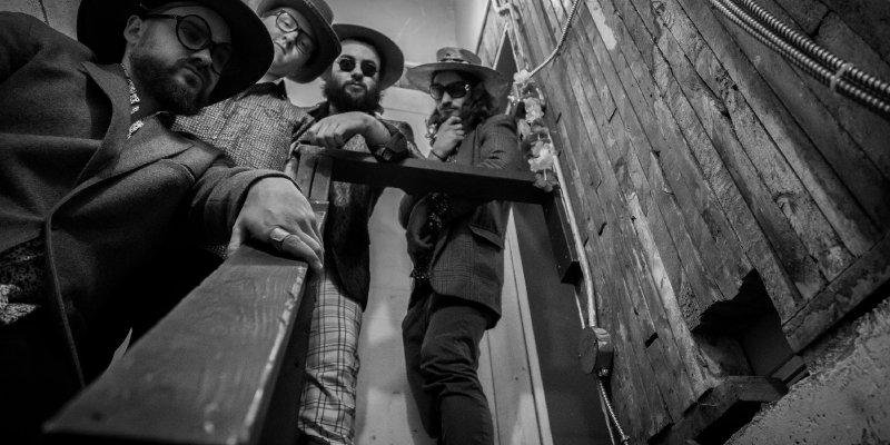 Vancouver's GETAWAY VAN Premiere Debut Album Stream via Stoned Meadow of Doom