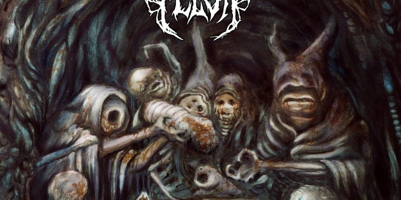 Morbid Flesh's highly anticipated second album, Rites of the Mangled