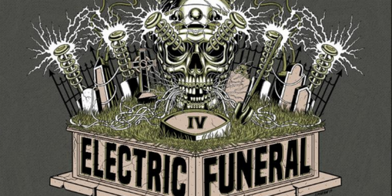 ELECTRIC FUNERAL FEST IV To Take Place June 14th-15th In Denver; Initial Lineup Includes Tombs, Royal Thunder, Sourvein, Acid Witch, Un, And More + Tickets On Sale Now