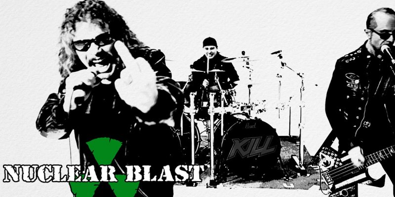 """OVERKILL Release Music Video For """"Welcome To The Garden State"""" + The Wings Of War Out Now!"""