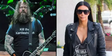 GARY HOLT Says Hey KIM KARDASHIAN: 'Go F–K Yourself'
