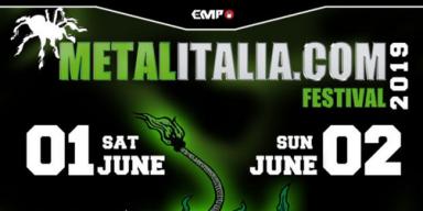 METALITALIA.COM FESTIVAL 2019: more bands confirmed!
