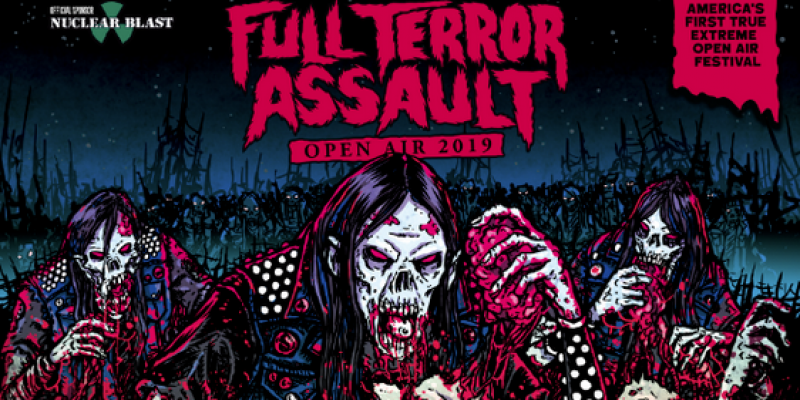 VIO-LENCE REUNION IS COMING TO FULL TERROR ASSAULT!
