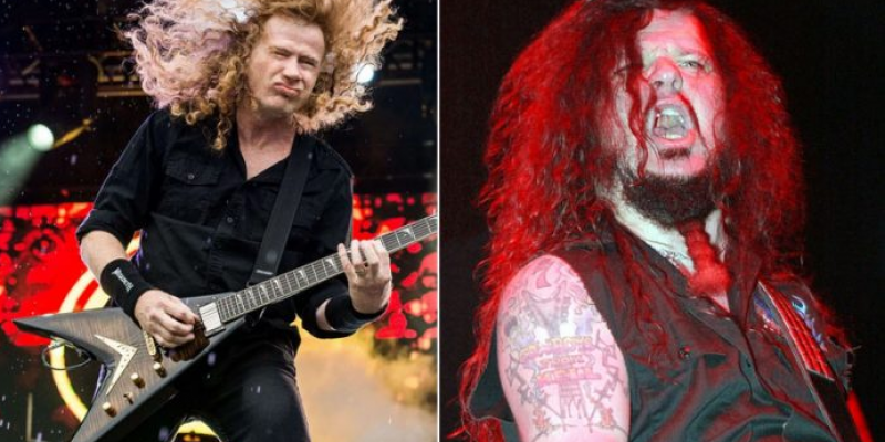 Mustaine Explains Why Dimebag Was Better Than Him