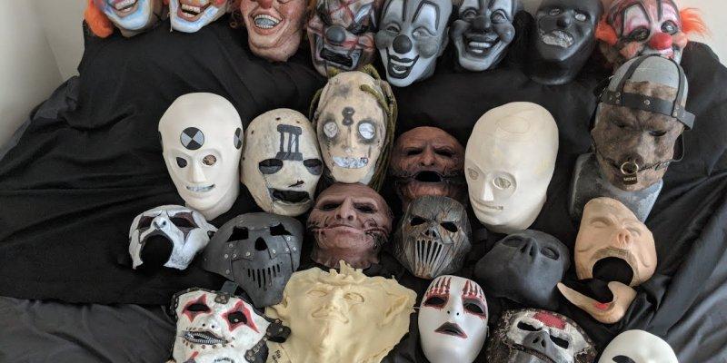 Clowns Wife Doesn't Like the New Slipknot Masks