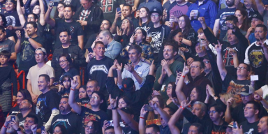 BETO O'ROURKE Spotted At METALLICA Concert In El Paso