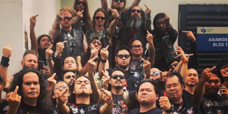 WATAIN Blasts 'Tragic Excuse For A Government' And 'Honorless Rats' Over Concert Cancelation