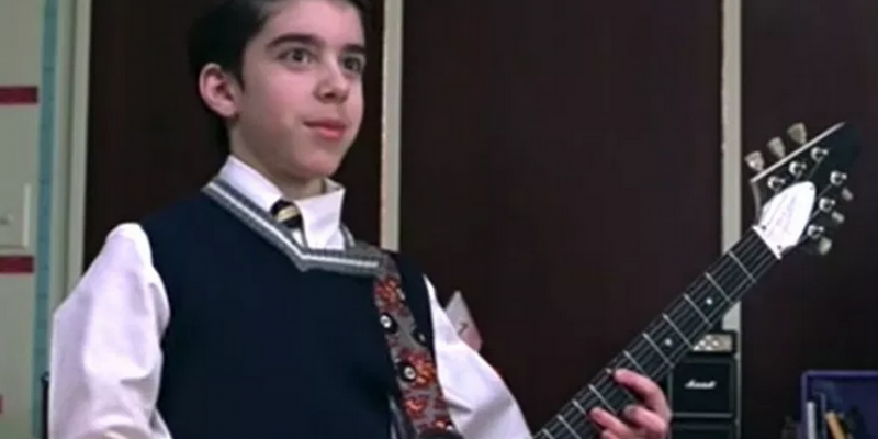 'School Of Rock' Kid Arrested 4 Times In Past 5 Weeks For Stealing Guitars