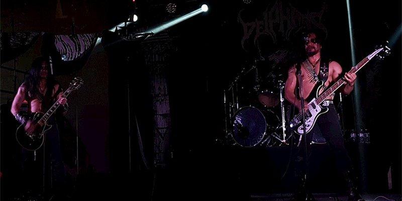 HELLS HEADBANGERS proud to present DEIPHAGO's highly anticipated fifth album, I, The Devil!