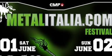 METALITALIA FESTIVAL 2019: full line-up announced!