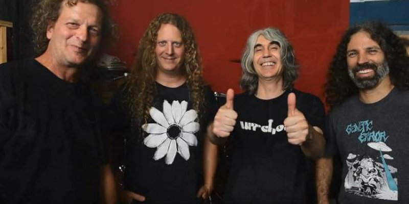 VOIVOD Wins JUNO Award For 'Metal/Hard Music Album Of The Year'!