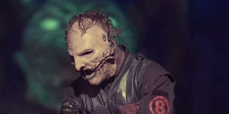 COREY TAYLOR Says He Was 'Wrongfully Accused Of Stealing Money' From CHRIS FEHN