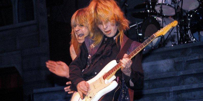 Former OZZY OSBOURNE Guitarist BERNIE TORMÉ Dead At 66