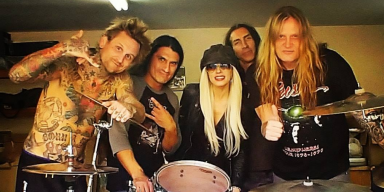 SEBASTIAN BACH's New Album Is 'Shaping Up To Be A Kick In The Ass'