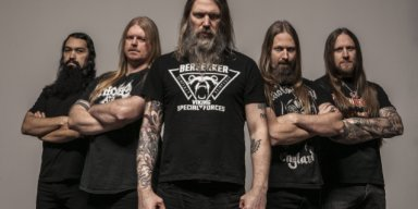 Listen To AMON AMARTH's First Single, 'Raven's Flight', From New Album 'Berserker'