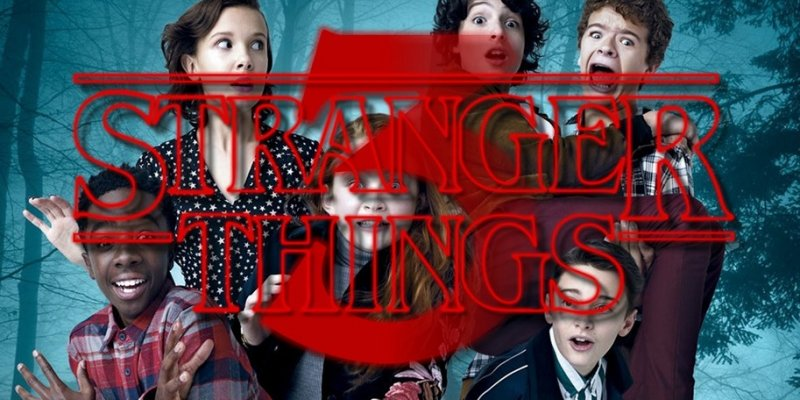 THE WHO, MÖTLEY CRÜE Songs Featured In Video Trailer For Third Season Of Netflix' Stranger Things