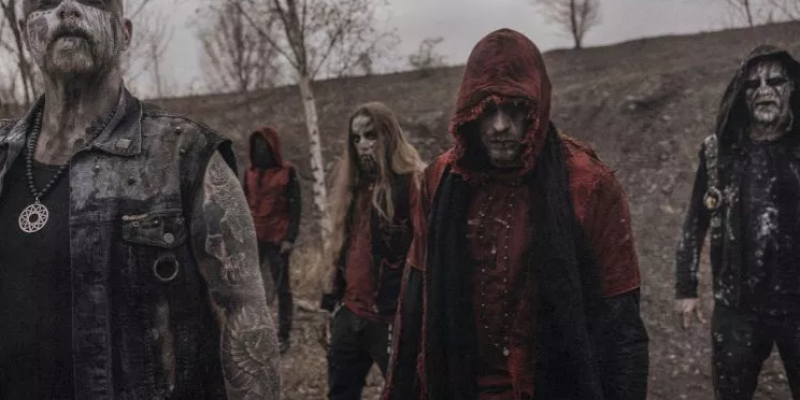 ENTHRONED Release Song 'Silent Redemption' And Album Details