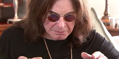 OZZY OSBOURNE Says He Thinks About Dying Now!