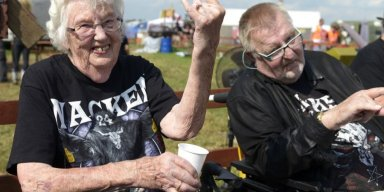 Elderly Couple Sued For Listening To IRON MAIDEN Too Loud