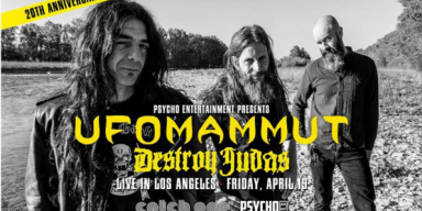 PSYCHO SMOKEOUT: Psycho Entertainment Announces Pre-Party Featuring Ufomammut As Day-Long Celebration Of Reefer And Riffs Nears; Tickets On Sale NOW
