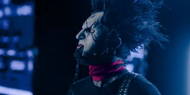 STATIC-X'S TOURING VOCALIST REVEALED