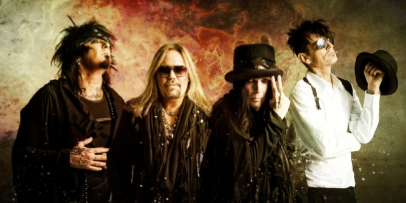 MÖTLEY CRÜE Was Told By ROCK AND ROLL HALL OF FAME That It Will Never Be Inducted